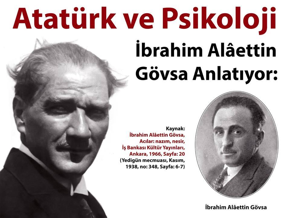 Atatürk ve Psikoloji