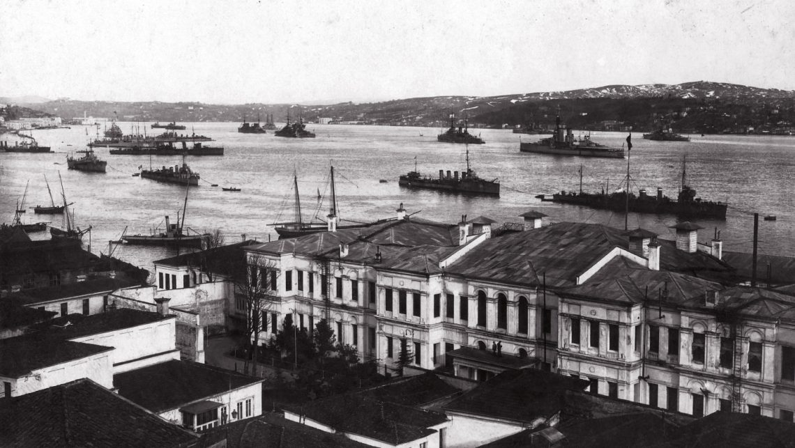 İstanbul 1918