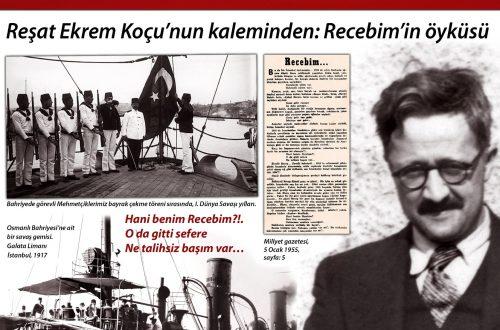 Reşat Ekrem Koçu'nun Kaleminden Recebim'in Öyküsü